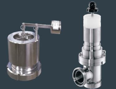 Sudmo Safety Valves - R-Cap Process Equipment, Inc