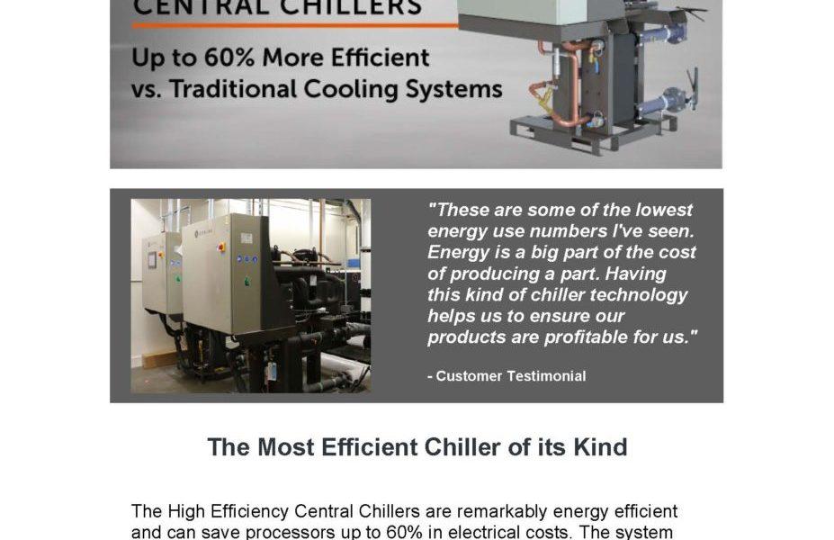 Sterling High Efficiency Chiller