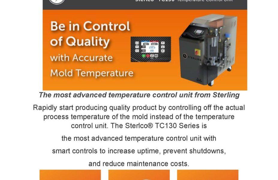 Advanced temperature control unit