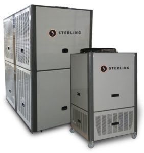 Portable Packaged Chiller