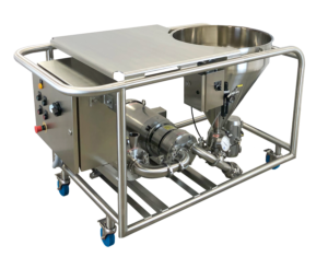 Admix Fastfeed Powder Induction and Dispersion System