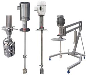 rotosolver high shear mixer examples